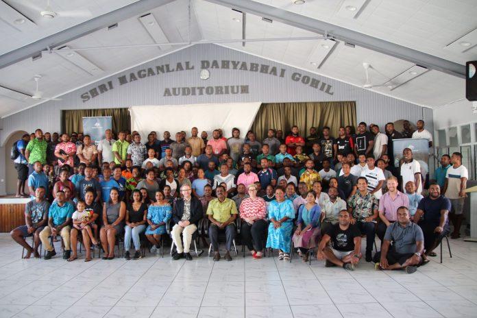 162 Fijian seasonal workers ready for work in Australia. Photo: DEPTFO