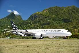 Air NZ - Cook Islands
