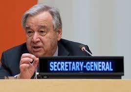US Secretary General